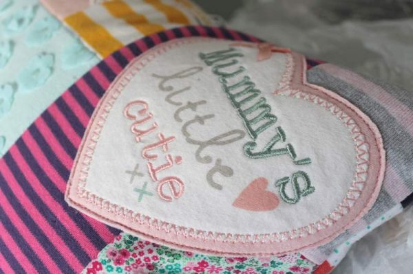 Baby-girl-clothes-memory-cushion