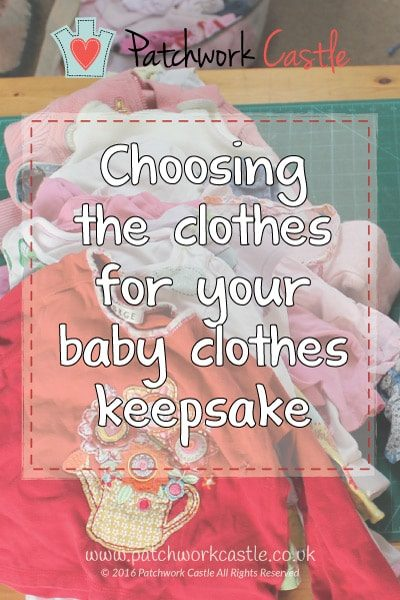 Choosing The Baby Clothes Keepsake Clothing For Your