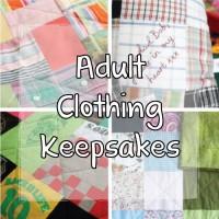 Adult Clothing Keepsakes
