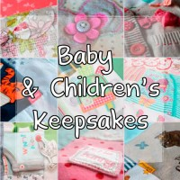 Baby and Children's Keepsakes