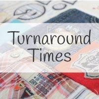 Turn-Around-Label