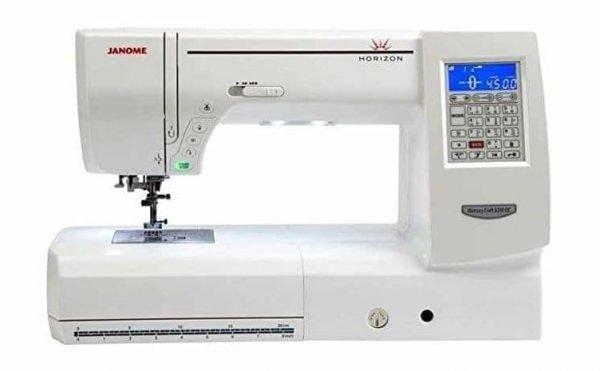 Janome Memory Craft Horizon Sewing Machine