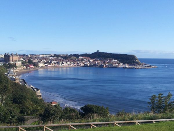 My commute - beautiful Scarborough South Bay