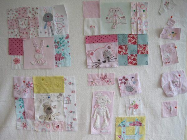 Patchwork-Castle-first-quilt-commission