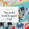 Patchwork Castle - The order book is open!! Yay!